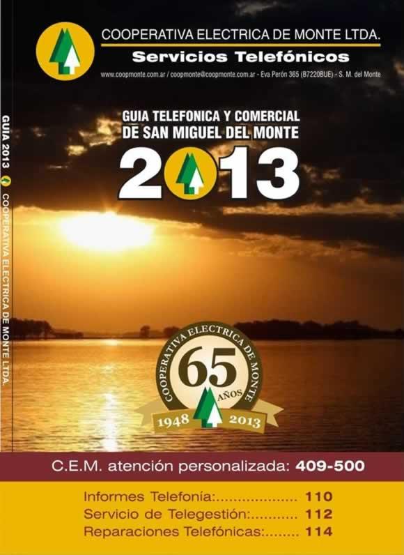 tapa GUIA 2013