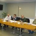 Reunión informativa con Delegados Distritales
